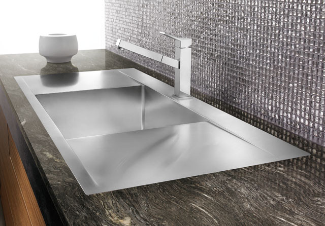 Blanco Top Mount Kitchen Sinks : All Products / Kitchen / Kitchen Fixtures / Kitchen Sinks