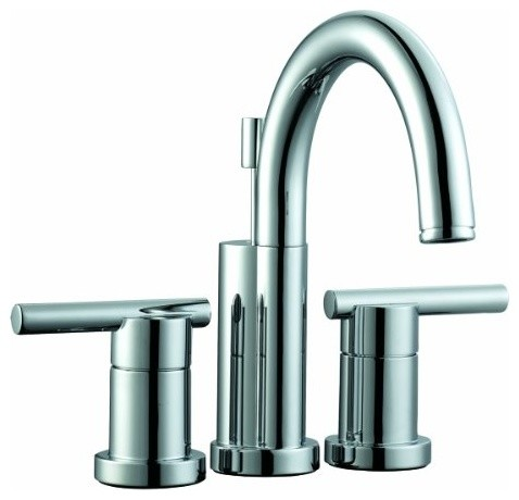 geneva 4 inch lavatory faucet modern bathroom sink faucets by builderdepot inc. Black Bedroom Furniture Sets. Home Design Ideas