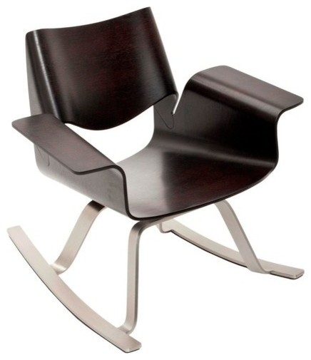 Buttercup Rocking Chair Modern Rocking Chairs By