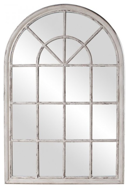 Fenetre windowpane framed arched for Fenetre decorative