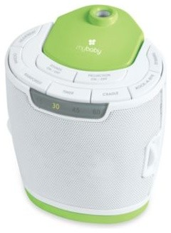 Homedics soundspa lullaby sound machine contemporary for Bathroom noise maker