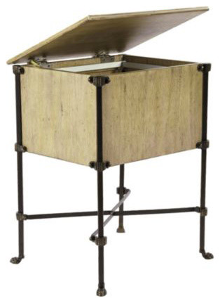 Directoire File Cabinet - Traditional - Filing Cabinets - by Ballard Designs