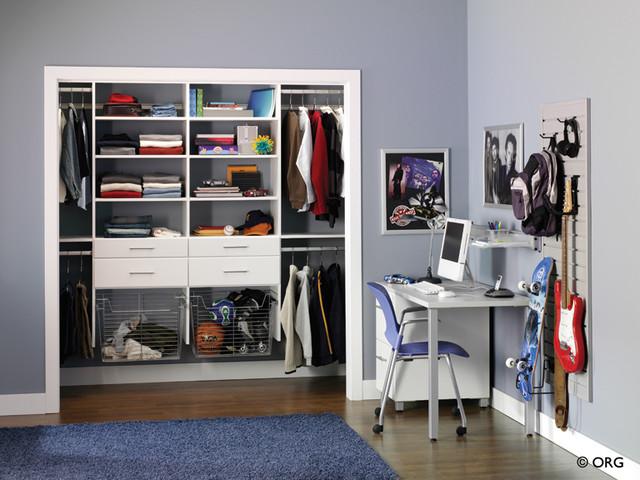 Org Home Reach In Closet Closet By Org Home