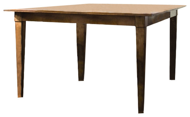 Kincaid Tuscano Solid Wood Counter Height Dining Table Traditional Dining