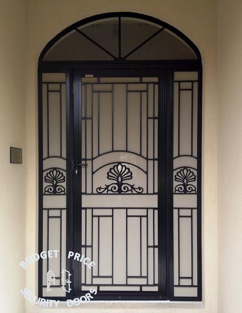 Security doors installation in sunshine victoria for Security doors prices