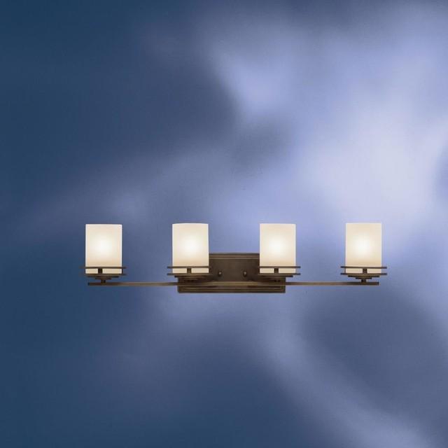 Kichler Lighting 5079OZ Hendrik Four Light Bath
