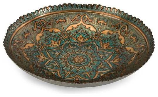 Attractive Ravenna Glass Bowl