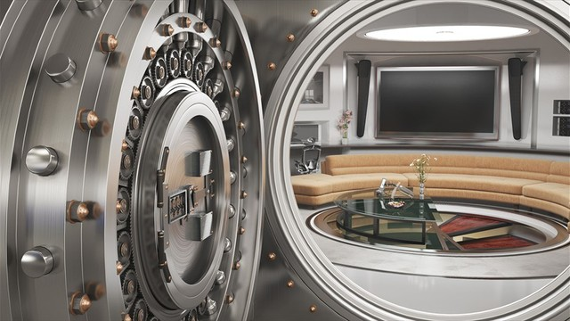 Vault Doors And Safe Rooms San Diego By Brown Safe