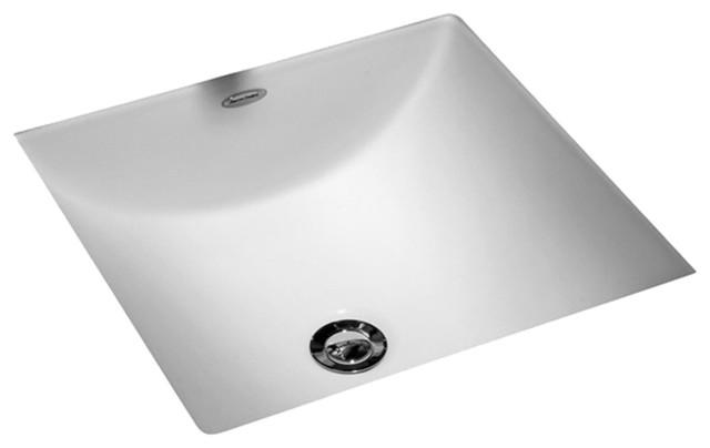 American Standard 0426 000 020 Studio Carre Sink Less