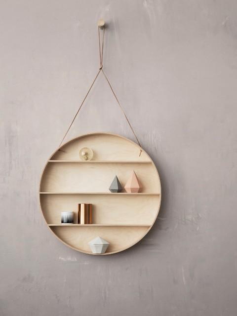 Dorm Shelving Modern Display Wall Shelves By Holly