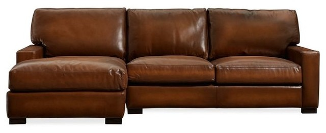 leather 2 piece sectional with chaise traditional sectional sofas