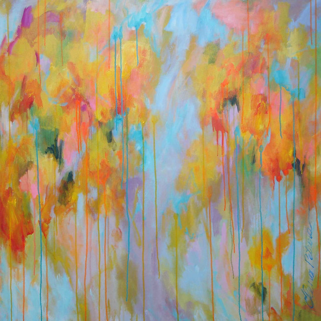 Abstract Painting By Elena S Art Studio Contemporary