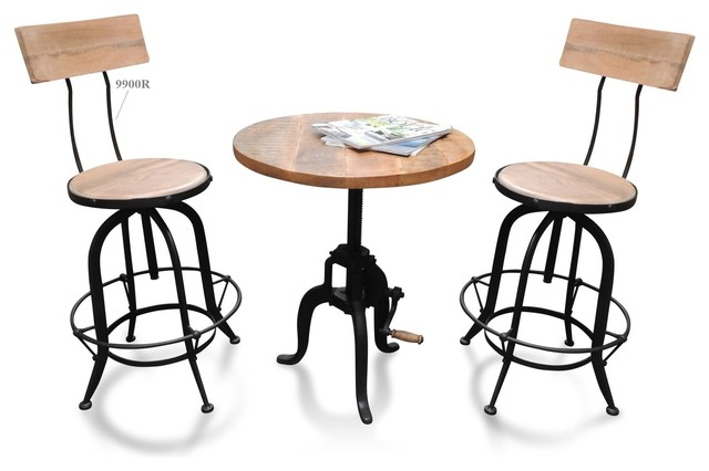 Table et chaise bistrot for Table et chaise bistrot