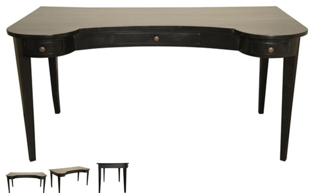 NOIR Furniture Transitional San Diego by AT HOM