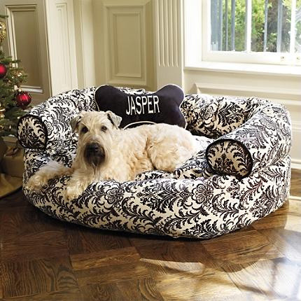 Designer Comfy Pet Couch Traditional Dog Beds By Frontgate