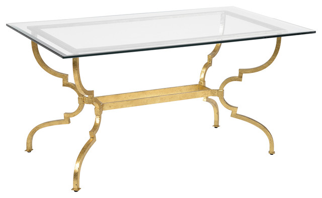 chelsea house norwich gold coffee table 381994