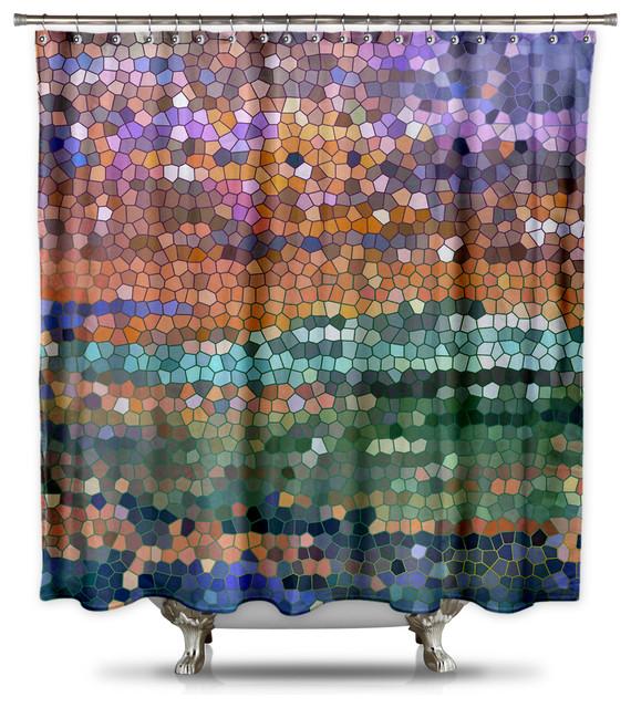 Curtains Ideas Standard Shower Curtain Length : ... Shower Curtain, Standard  Size