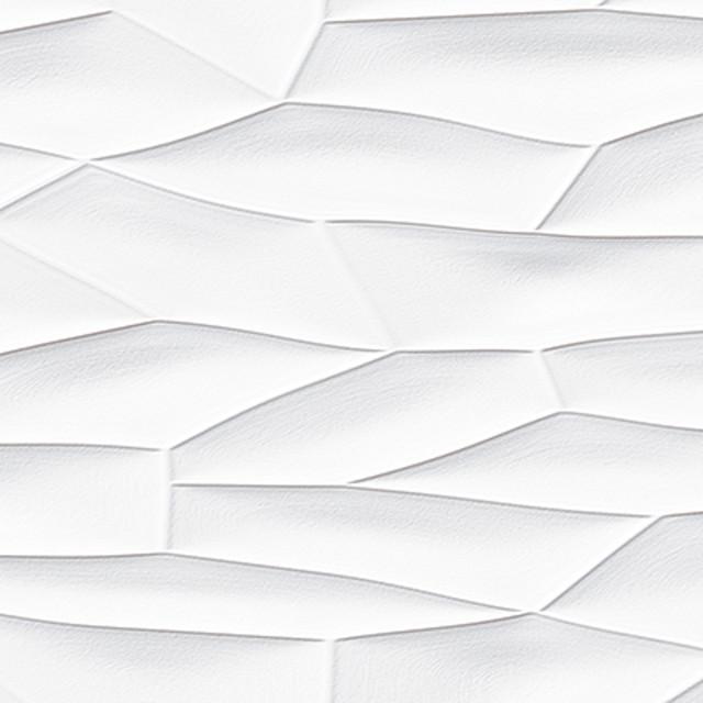 artex white tile from porcelanosa modern tile