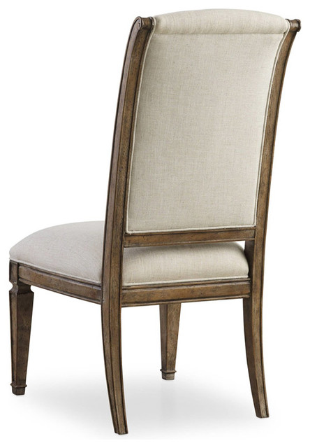 Traditional Upholstered Dining Chairs ~ Traditional upholstered side chair dining chairs