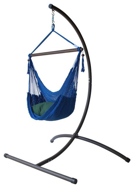 Caribbean Hammock Chair And C Stand Contemporary Hängmattor& Stolar Av Caribbean Hammocks
