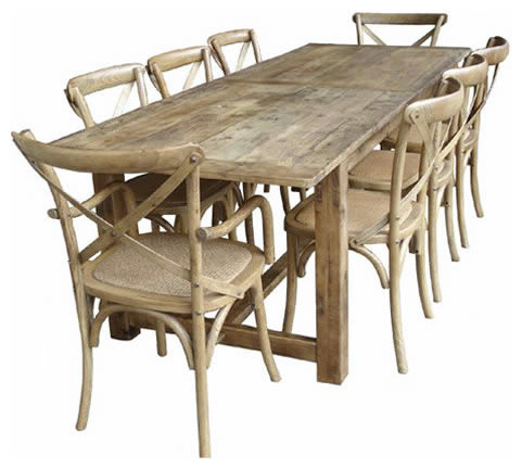 Dining Room Tables Rustic Dining Tables Melbourne By Jeff 39 S Shed
