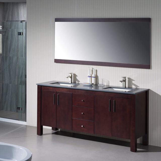 Innovative Transitional Bathroom Vanities  Bathroom Vanities And Sink Consoles