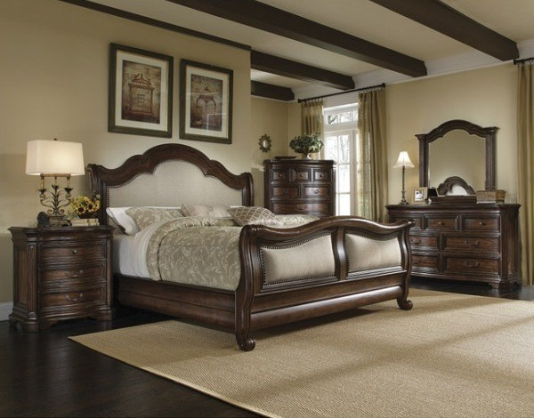 king size bed sets furniture 2