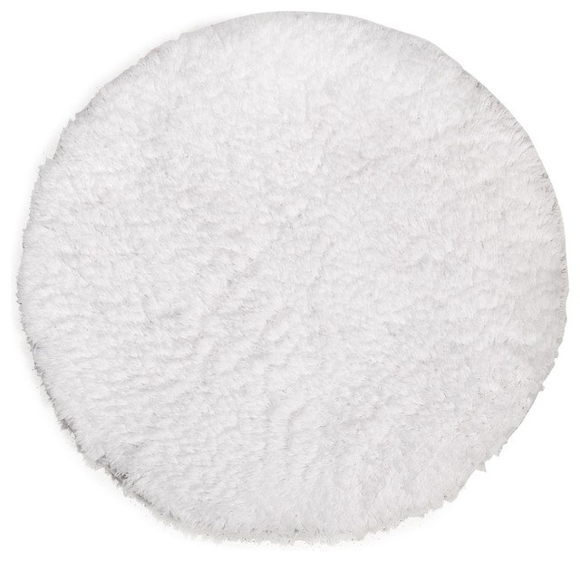 nuage tapis de bain rond blanc bord de mer tapis de bain par alin a mobilier d co. Black Bedroom Furniture Sets. Home Design Ideas
