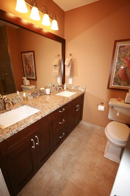 Des Moines Bath Remodel Traditional Bathroom seattle
