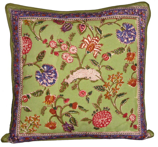 Eclectic Decorative Pillows : pillow - Eclectic - Decorative Pillows - new york - by rasany
