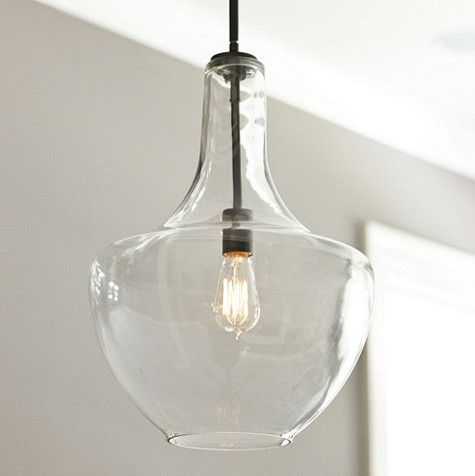 Sawyer 1 Light Pendant Traditional Pendant Lighting