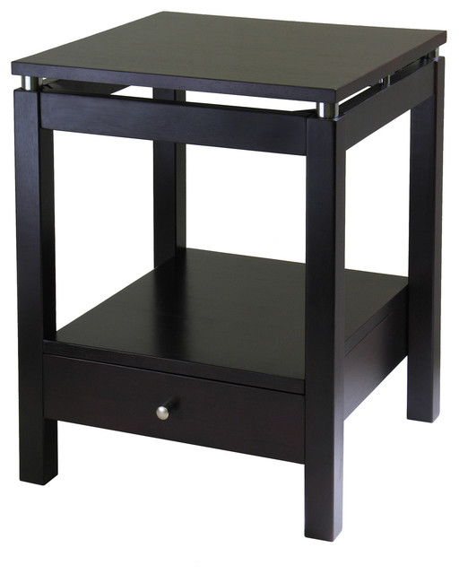 ... - Contemporary - Nightstands And Bedside Tables - by Beverly Stores