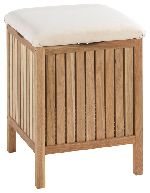 woody bain tabouret coffre contemporain banc et. Black Bedroom Furniture Sets. Home Design Ideas