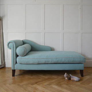 Garbo chaise longue contemporary chaise longue for Chaise longue london