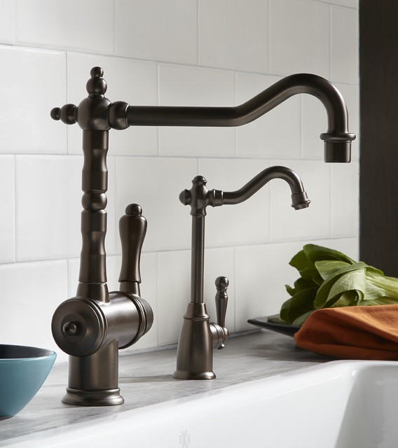 Victorian Kitchen Faucets