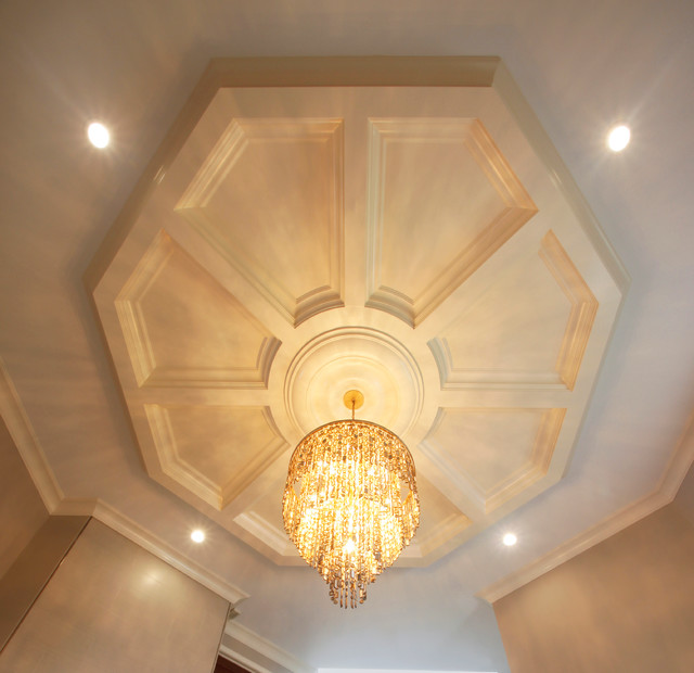 Coffered Ceilings Traditional New York By Tilton