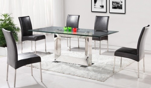 Lorenzo Dining Table Contemporary Dining Tables  : contemporary dining tables from www.houzz.co.uk size 500 x 292 jpeg 37kB