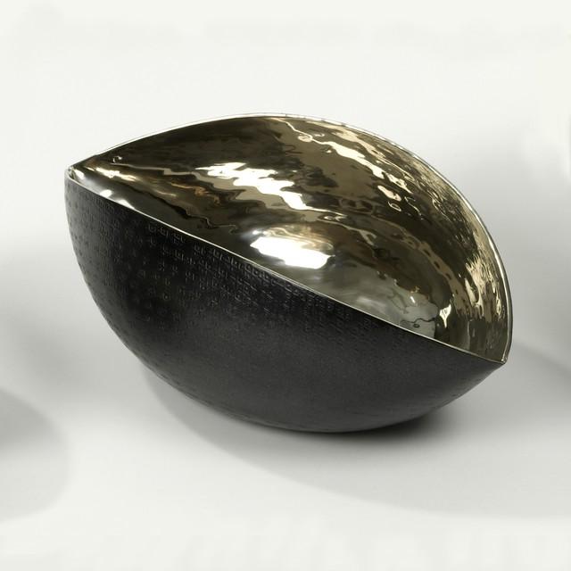 bacello schale gro bauhaus look dekoschalen von lambert gmbh. Black Bedroom Furniture Sets. Home Design Ideas