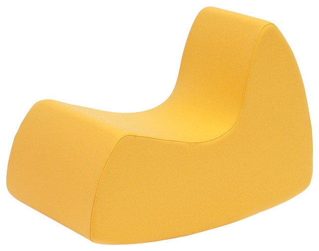 Grand prix rocking chair contemporary rocking chairs by imagine living for Prix rocking chair