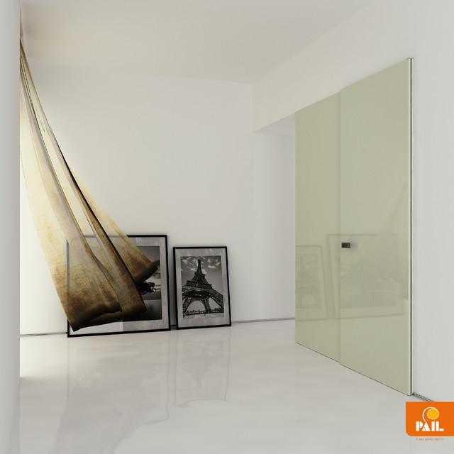 Pail interior doors italy levita contemporaneo porte - Porte interne pail ...