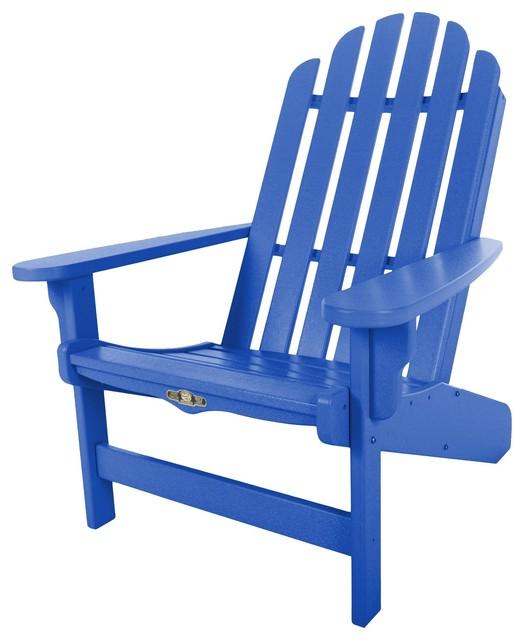 Pawleys Island Lifetime Essential Adirondack Chair Blue