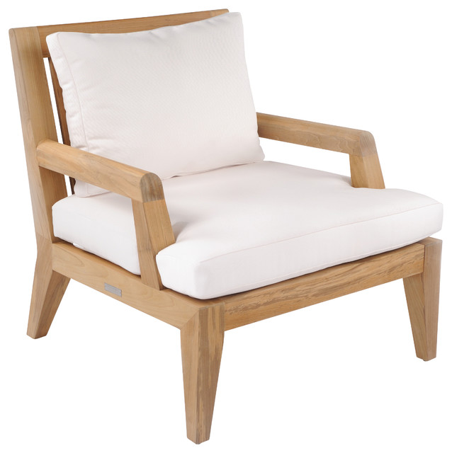 Mendocino Lounge Chair Modern Outdoor Lounge Chairs dc metro by Kings