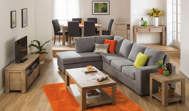 Toronto Package Contemporary Living Room Furniture