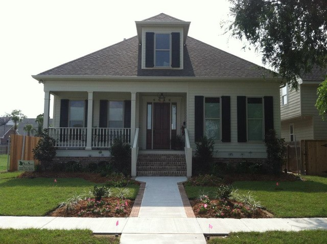 Custom southern homes new orleans by cypress creations llc for Southern custom homes