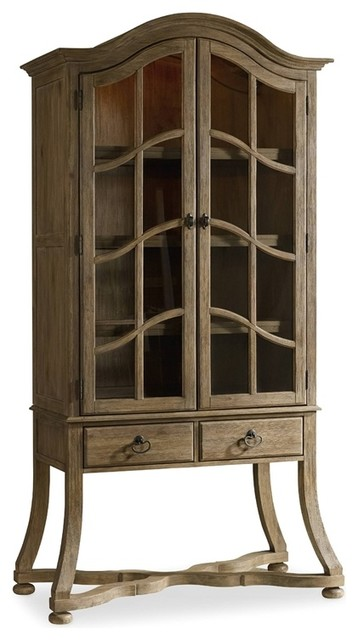 Hooker Furniture Corsica Display Cabinet - Traditional - China Cabinets And Hutches - by Seldens ...