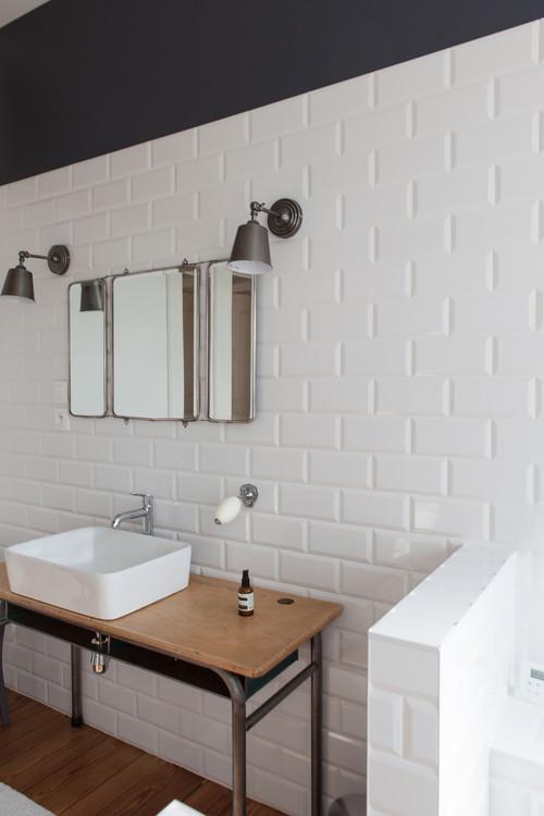 les carreaux du m tro. Black Bedroom Furniture Sets. Home Design Ideas