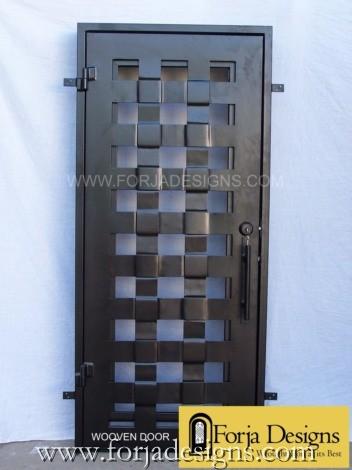 Contemporary Steel Door Modern Windows And Doors