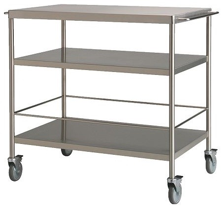 Kitchen Island Cart Industrial