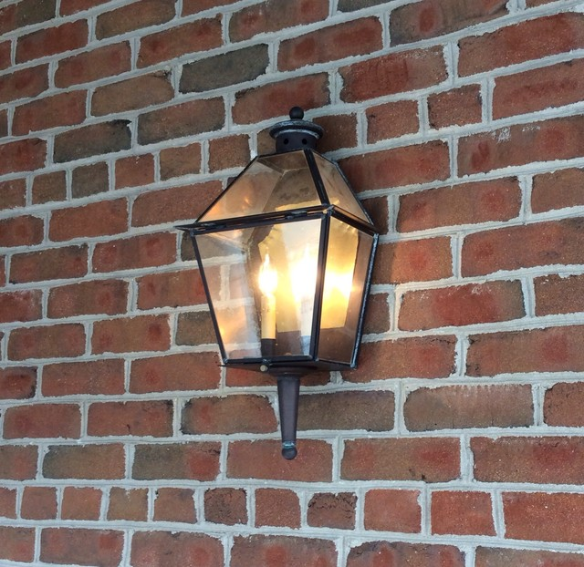 Lighting Farmhouse Outdoor Wall Lights And Sconces other metro by Tin