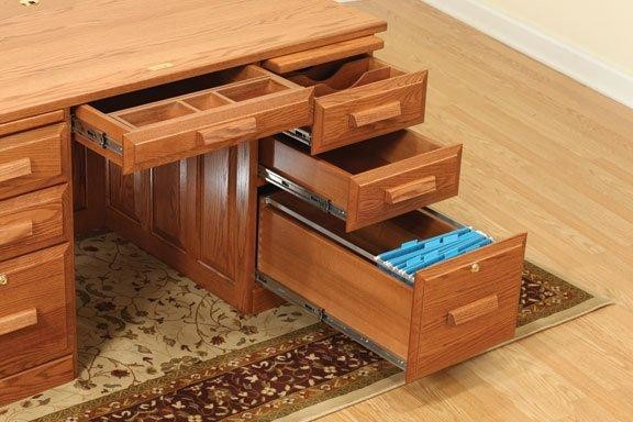 holmes office collection rolltop desk with optional